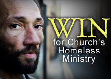 Win for Church's Homeless Ministry