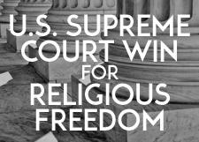 Supreme Court Win